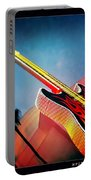Hard Rock Guitar Portable Battery Charger