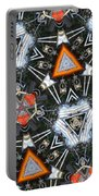 Harley Art 1 Portable Battery Charger