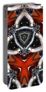 Harley Art 4 Portable Battery Charger