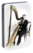 Harp Player Portable Battery Charger
