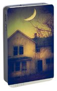 Haunted House Portable Battery Charger