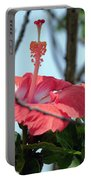 Hawaiian Hibiscus Portable Battery Charger
