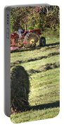 Hay Bale And Tractor Portable Battery Charger