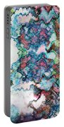 Hazed Dreams Portable Battery Charger by Christopher Gaston