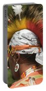 Head Dress Portable Battery Charger