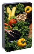 Healthy Foods Portable Battery Charger