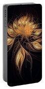 Heart Of Gold Portable Battery Charger