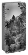 Heart Of The Aspen Forest Portable Battery Charger