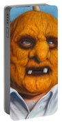 Heavy Vegetable-head Portable Battery Charger by James W Johnson