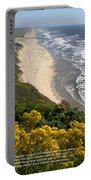 Heceta Beach View Portable Battery Charger