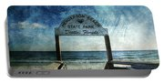 Henderson Beach State Park Florida Portable Battery Charger