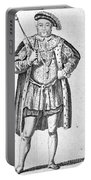 Henry Viii (1491-1547) Portable Battery Charger