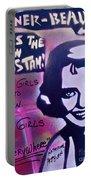 Hepburn Gangstah Portable Battery Charger