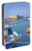 Heraklion - Venetian Fortress - Crete Portable Battery Charger