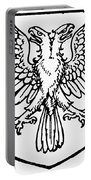 Heraldry: Birds Portable Battery Charger