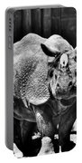 Heres Lookin At You  Kid Indian Rhino  Portable Battery Charger