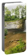 Herisson Waterfalls Portable Battery Charger
