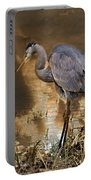 Heron Bronze Portable Battery Charger