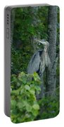 Heron On A Limb Portable Battery Charger