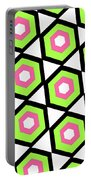 Hexagon Portable Battery Charger