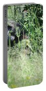 Hiding In Tall Grass Portable Battery Charger