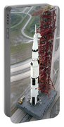 High Angle View  Of The Apollo 15 Space Portable Battery Charger