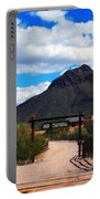 High Chaparral Ranch Portable Battery Charger