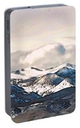 High Sierra Mountains Portable Battery Charger