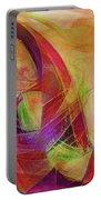 High Vibrational Portable Battery Charger by Linda Sannuti