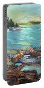Highest Tide Rebecca Spit Portable Battery Charger