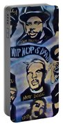 Hip Hop Is Dead #1 Portable Battery Charger