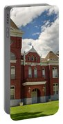 Historic Courthouse Marysvale Utah Portable Battery Charger