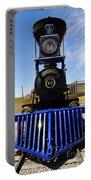 Historic Jupiter Steam Locomotive Portable Battery Charger