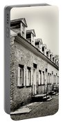 Historic Row Homes Allaire Village Portable Battery Charger