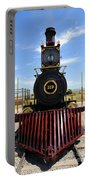 Historic Steam Locomotive Portable Battery Charger