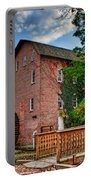 Historic Woods Grist Mill Portable Battery Charger