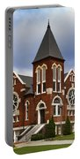Historical 1901 Uab Spencer Honors House - Birmingham Alabama Portable Battery Charger