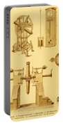 Historical Astronomy Instruments Portable Battery Charger