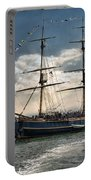Hms Bounty Newport Portable Battery Charger