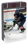 Hockey One On Four Portable Battery Charger