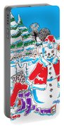 Holiday Dip Portable Battery Charger