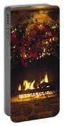 Holiday Hearth Portable Battery Charger
