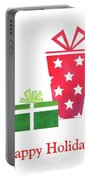 Holiday Presents Portable Battery Charger