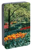 Holland Kuekenhof Garden Portable Battery Charger