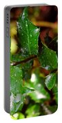 Holly Daze Dew Drops Portable Battery Charger