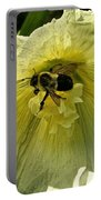 Hollyhock Collecter Portable Battery Charger
