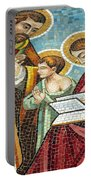 Holy Family At Catholic Church Portable Battery Charger