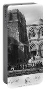 Holy Sepulcher Portable Battery Charger
