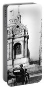 Hong Kong - Monument To Queen Victoria - C 1906 Portable Battery Charger