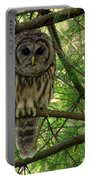 Hoot Hoo Dee Hoo Portable Battery Charger